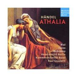 Musik: Athalia  von Vocalconsort Berlin, Kammerochester Basel