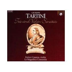 Musik: Tartini: Violin & Trio Sonatas  von Enrico Casazza, La Magnifica Comunita
