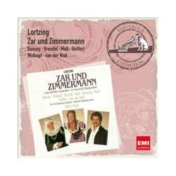 Musik: Zar Und Zimmermann  von Fricke, Brendel, Bonney, Moll