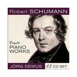 Musik: Robert Schumann-Das Klavierwerk  von Jörg Demus