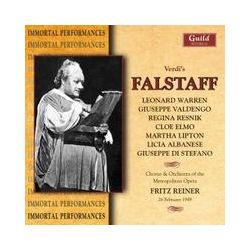 Musik: Verdi/Falstaff 1949  von Warren, Valdengo, Stafano, Reiner, MET