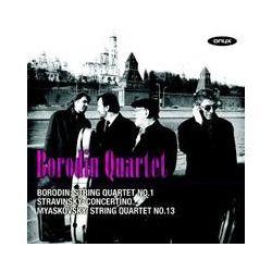 Musik: Streichquartette/Concertino  von Borodin Quartet
