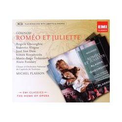 Musik: Romeo Et Juliette  von Plasson, Gheorghiu, Alagna