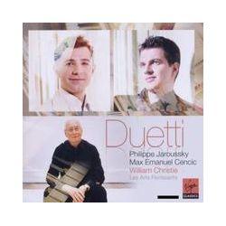 Musik: Duetti  von Philippe Jaroussky, Max Emanuel Cencic, W. Christie