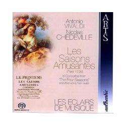 Musik: Le Printems Ou Les Saisons Amusantes  von Les Eclairs de Musique, Matthias Loibner