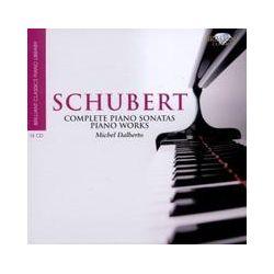 Musik: SchubertSämtliche Klaviersonaten/Klavierwerke  von Michel Dalberto