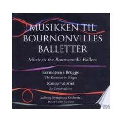 Musik: Musik Zu Bournonvilles Balletten,Vol.3  von Peter Ernst Lassen