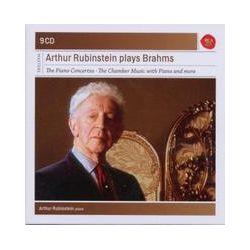 Musik: Rubinstein plays Brahms-Sony Classical Masters  von Artur Rubinstein