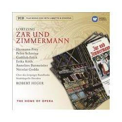 Musik: Zar Und Zimmermann  von Heger, Prey, FRICK, Köth, GEDDA