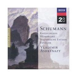 Musik: Kreislerana/symphonische Etüden/fantasie/+  von Vladimir Ashkenazy