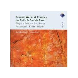 Musik: Original Works & Classics For Cello & Double Bass  von Jörg Baumann, Klaus Stoll