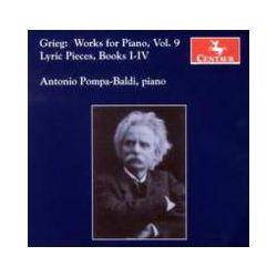 Musik: Sämtliche Klavierwerke vol.9: Lyrische Stücke  von Antonio Pompa-Baldi