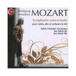 Musik: Symphonie concertante und Duos  von Jan Talich, Kurt Redel, Talich Chamber Orchestra