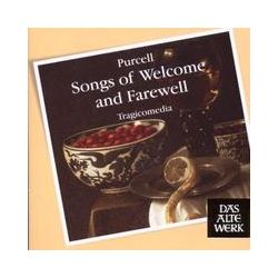 Musik: Songs Of Welcome And Farewell  von Tragicomedia