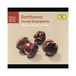Musik: Späte Streichquartette  von Emerson String Quartet
