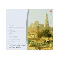 Musik: Rhapsodie Espagnole/Iberia/El Sombrero de tres Pic  von Jörg-Peter Weigle, DP