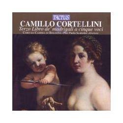 Musik: Terzo Libro De Madrigali A Cinque Voci  von Coro Da Camera Di Bologna, Pier Paolo Scattolin