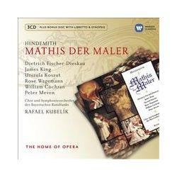 Musik: Mathis Der Maler  von Kubelik, Fischer-Dieskau