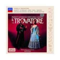 Musik: Il Trovatore (GA)  von Pavarotti, Sutherland, Horne, Bonynge, Napo