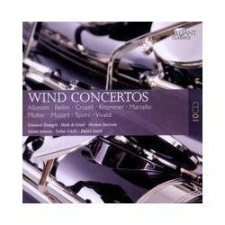Musik: Konzerte für Blasinstrumente/WIND CONCERTOS  von Harmen De Boer