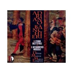 Musik: Canzonette a tre voci-3.und 4.Buch  von Delitiae Musicae, Marco Longhini