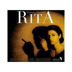 Musik: Donizetti: Rita  von Amendola, Scarabelli, Ballo, Corbelli