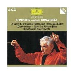 Musik: Le Sacre Du Printemps/Petruschka/Der Feuervogel/+  von Leonard Bernstein, IPO
