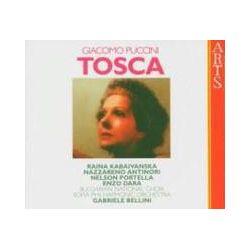Musik: Tosca (GA)  von Gabriele Bellini, Sofia PO