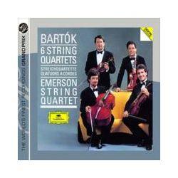 Musik: Sämtliche Streichquartette 1-6 (GA)  von Emerson String Quartet
