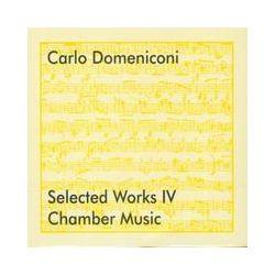 Musik: Selected Works Vol.4 (Chamber Music)  von Ensemble Domeniconi