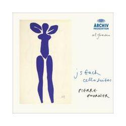 Musik: Sämtliche Cellosuiten BWV 1007-1012 (GA)  von Pierre Fournier