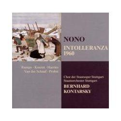 Musik: Intolleranza 1960  von Rampy, Koszut, Harries, Probst
