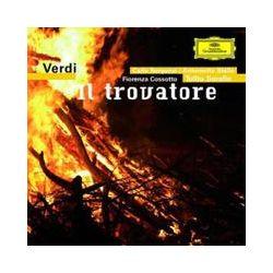 Musik: Il Trovatore (ga)  von Bergonzi, Cossotto, Serafin, OTSM