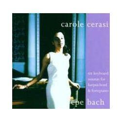 Musik: Sechs Sonaten Für Cembalo Und Fortepiano  von Carole Cerasi