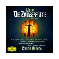 Musik: Die Zauberflöte (qs)  von Pape, Strehl, Röschmann, Abbado, Mahler Chamber Orch.