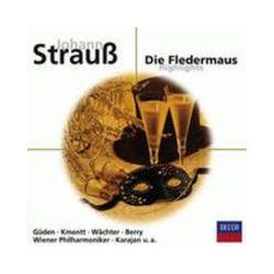 Musik: Die Fledermaus (QS)  von Gueden, Köth, KMETT, Berry, Herbert von Karajan, WP