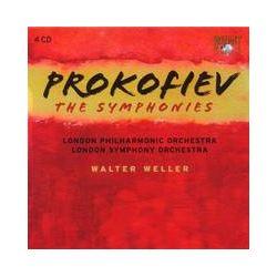 Musik: Prokofiev: Sämtliche Sinfonien (GA)  von London Symphony Orchestra, Walter Weller, LPO
