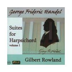 Musik: Suites for Harpsichord Vol.1  von Gilbert Rowland
