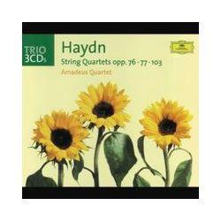 Musik: Streichquartette Op.76, 77, 103  von Amadeus Quartett