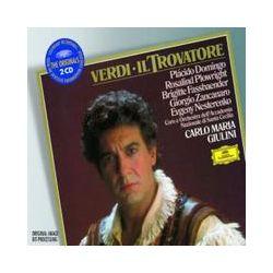 Musik: Il Trovatore (ga)  von Domingo, Plowright, Fassbaender, Giulini, OASCR