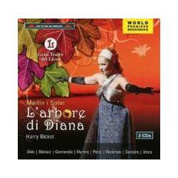 Musik: Larbore di Diana  von Aikin, Maniaci, Garmendia, Martins, PEREZ, Davislim