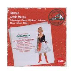 Musik: Gräfin Mariza  von Mattes, Rothenberger, GEDDA