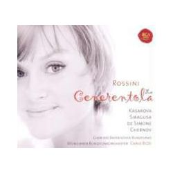Musik: La Cenerentola  von Kasarova, Siragusa, Münchner Rfo