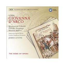 Musik: Giovanna DArco  von Levine, Caballe, Domingo, Milnes