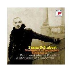 Musik: Sinfonien 2 & 4 Tragische  von Kammerakademie Potsdam