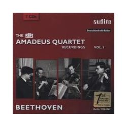 Musik: The RIAS Recordings Vol.1-Berlin,1950-1967  von RIAS Amadeus Quartett