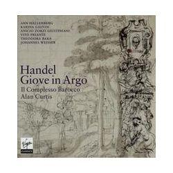 Musik: Giove In Argo  von Curtis, Hallenberg, Gauvin, Il Complesso Barocco