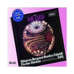 Musik: Don Carlos (GA)  von Bergonzi, Tebaldi, Bumbry, Solti