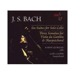 Musik: Suiten Für Solo Cello/Sonaten Für Viola Da Gamba  von Karine Georgian, Gary Cooper