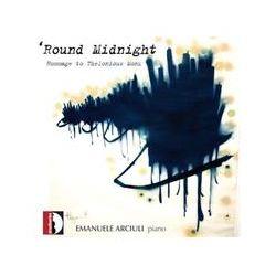 Musik: Round Midnight-Hommage To Thelonious Monk  von Emanuele Arciuli